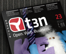t3n Magazin - published by the Organiser, TYPO3 for the lobbies and the organisers