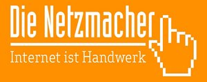 Die Netzmacher TYPO3 - published by the Organiser, TYPO3 for the lobbies and the organisers